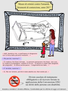 Museo Di Crimini Control Umanita
